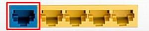 слот для интернет кабеля