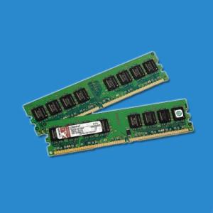 Две планки оперативной памяти