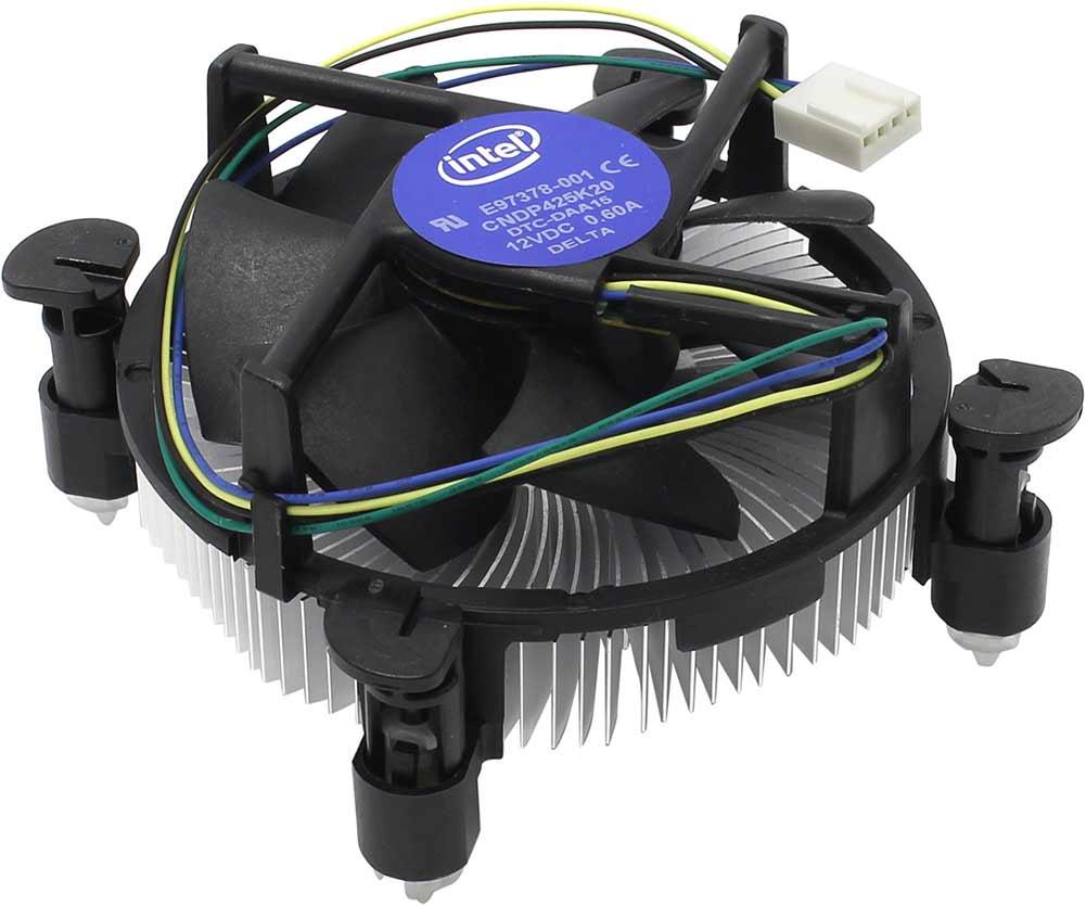 Стандартный кулер процессора